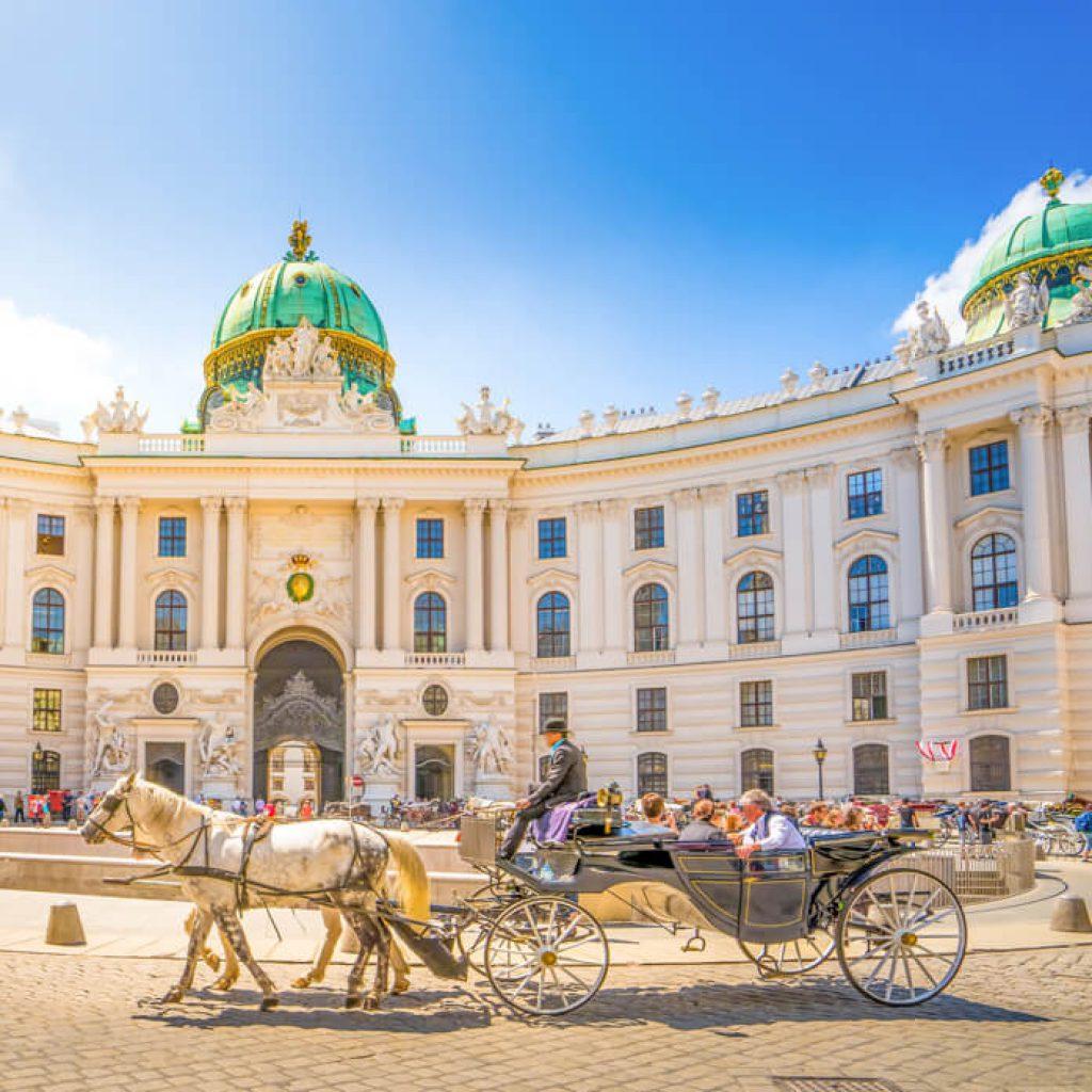 Unser Englisch-Intensivkurs in Wien ist sehr flexibel - Sie können auch Englisch lernen, während wir Ihnen die Sehenswürdigkeiten der Stadt zeigen.